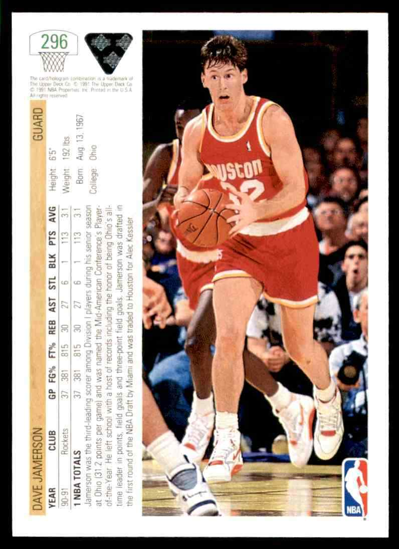 thumbnail 108 - 1991-92 Upper Deck Basketball NBA Choose Your Player -Real Pics Rookie Star (B