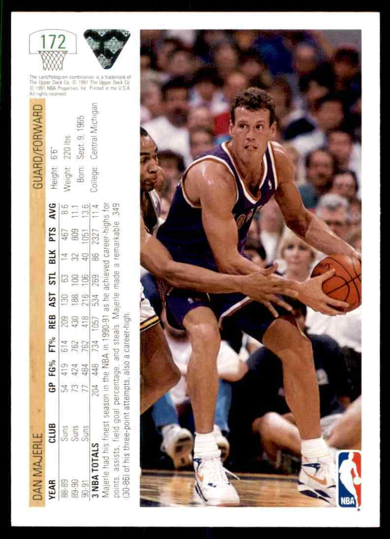 thumbnail 96 - 1991-92 Upper Deck Basketball NBA Choose Your Player -Real Pics Rookie Star (B