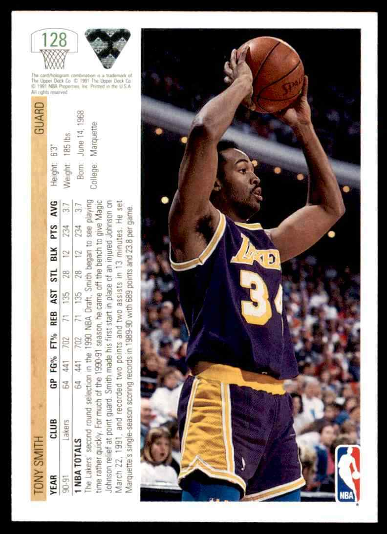 thumbnail 405 - 1991-92 Upper Deck Basketball NBA Choose Your Player -Real Pics Rookie Star (B