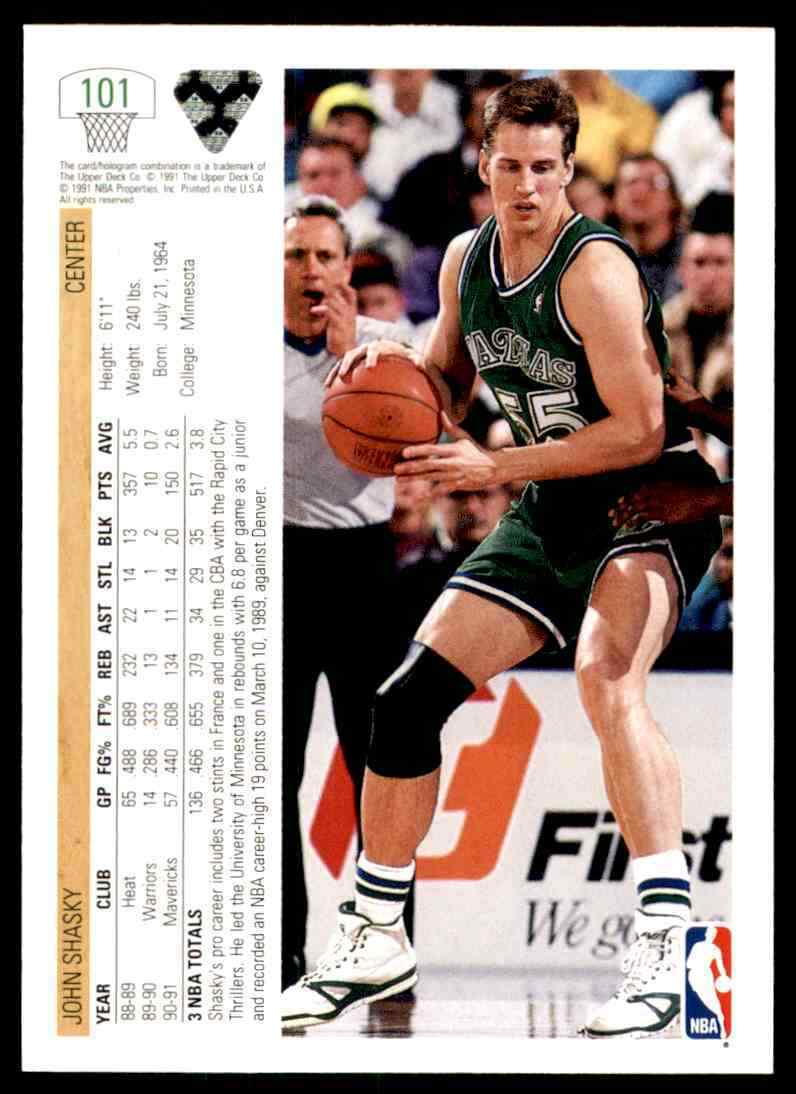 thumbnail 192 - 1991-92 Upper Deck Basketball NBA Choose Your Player -Real Pics Rookie Star (B