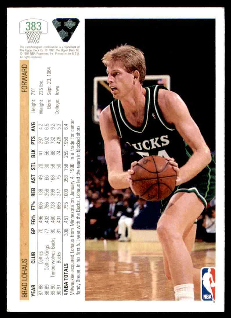 thumbnail 58 - 1991-92 Upper Deck Basketball NBA Choose Your Player -Real Pics Rookie Star (B