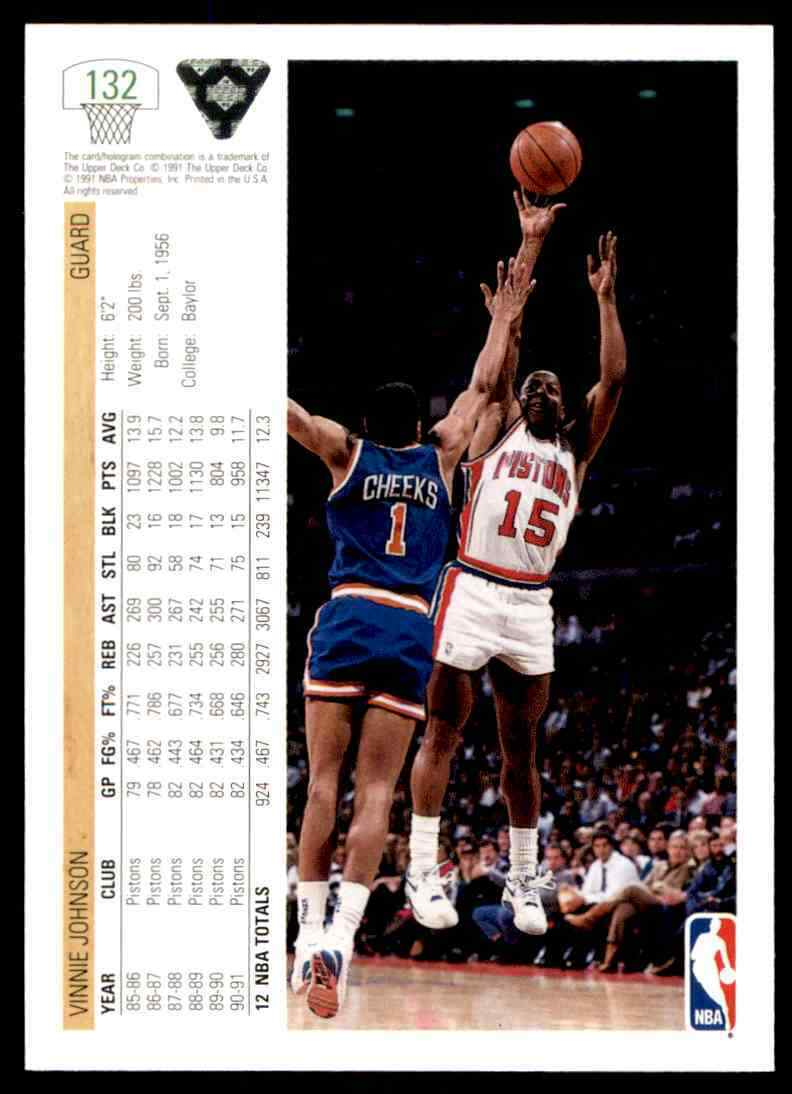 thumbnail 415 - 1991-92 Upper Deck Basketball NBA Choose Your Player -Real Pics Rookie Star (B
