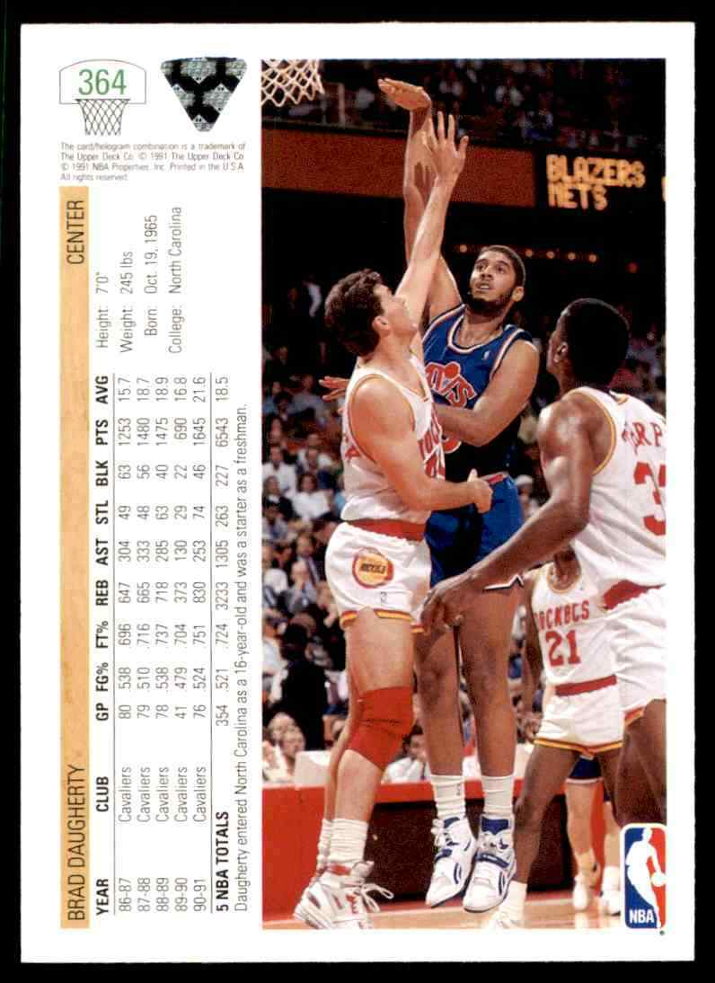 thumbnail 54 - 1991-92 Upper Deck Basketball NBA Choose Your Player -Real Pics Rookie Star (B