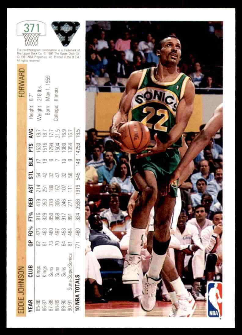thumbnail 136 - 1991-92 Upper Deck Basketball NBA Choose Your Player -Real Pics Rookie Star (B