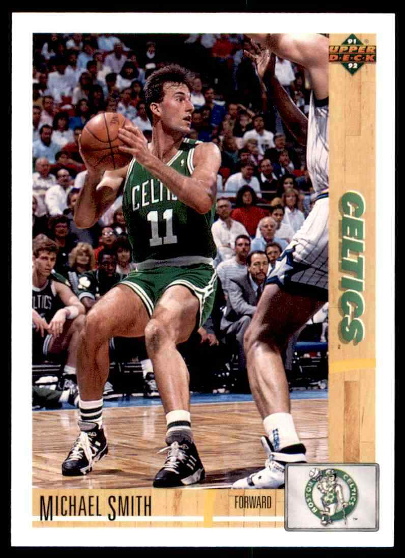 thumbnail 281 - 1991-92 Upper Deck Basketball NBA Choose Your Player -Real Pics Rookie Star (B