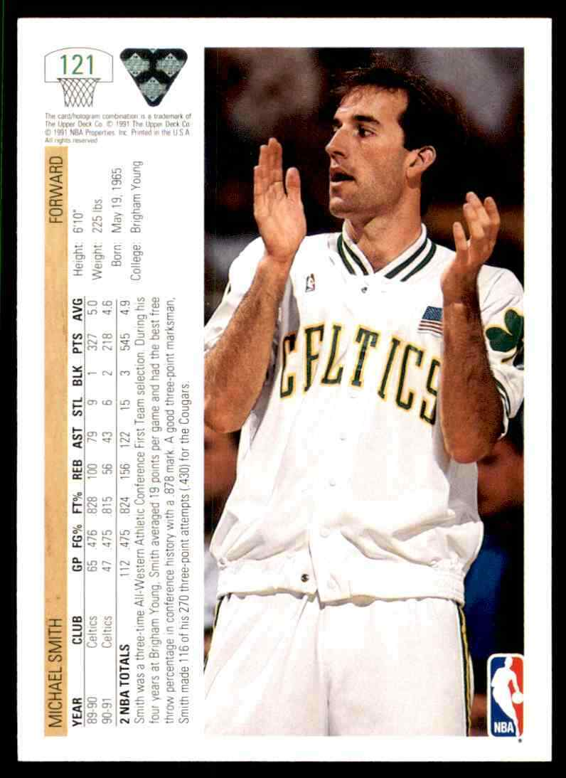 thumbnail 282 - 1991-92 Upper Deck Basketball NBA Choose Your Player -Real Pics Rookie Star (B