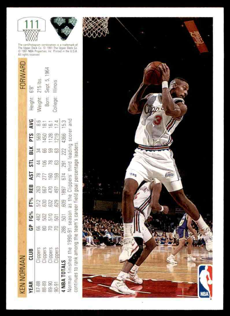 thumbnail 210 - 1991-92 Upper Deck Basketball NBA Choose Your Player -Real Pics Rookie Star (B