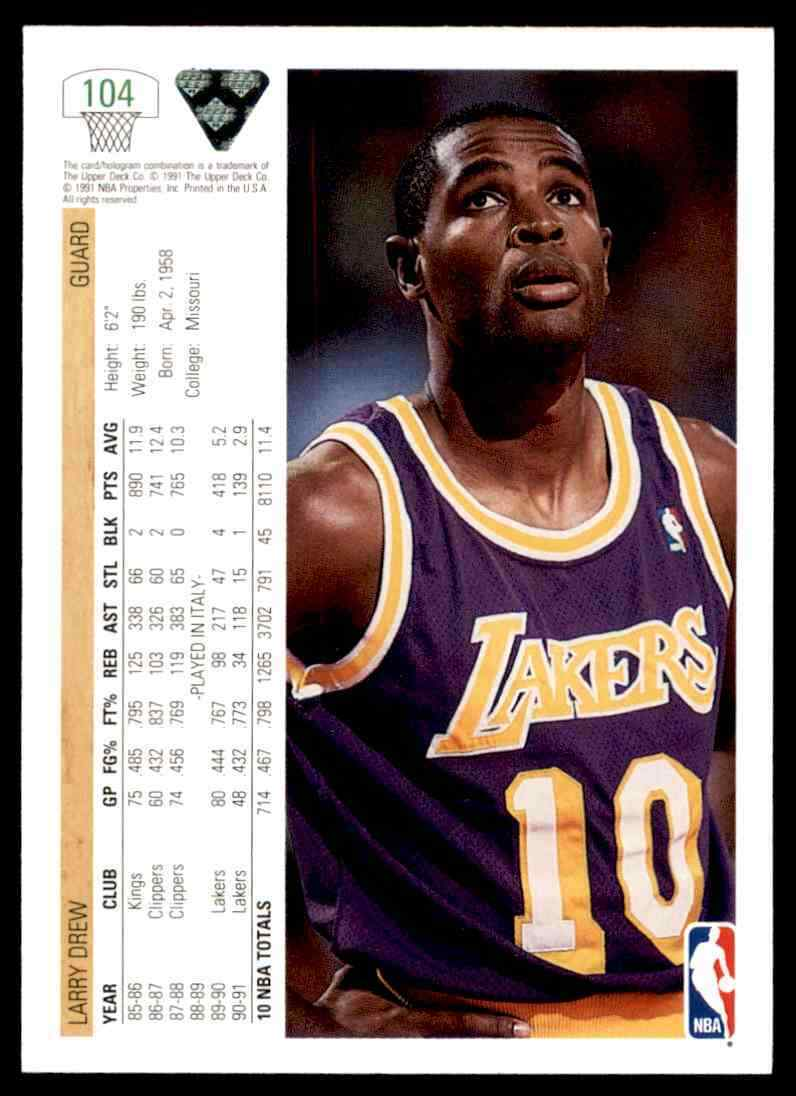 thumbnail 234 - 1991-92 Upper Deck Basketball NBA Choose Your Player -Real Pics Rookie Star (B