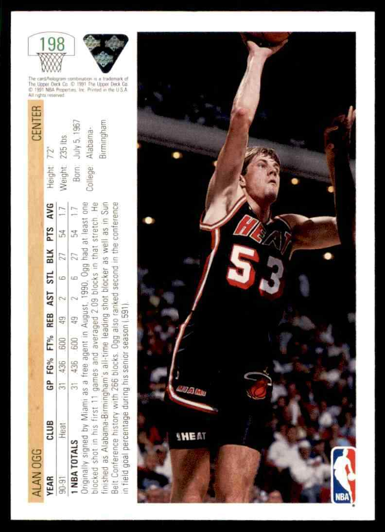 thumbnail 16 - 1991-92 Upper Deck Basketball NBA Choose Your Player -Real Pics Rookie Star (B