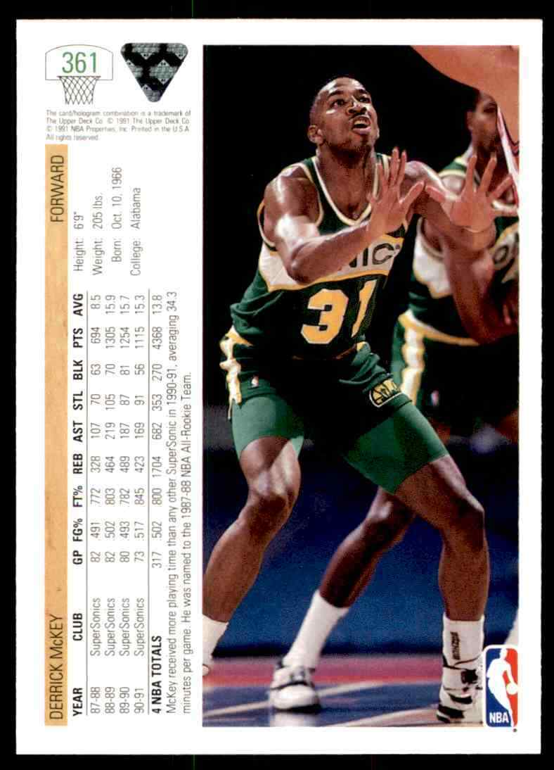 thumbnail 124 - 1991-92 Upper Deck Basketball NBA Choose Your Player -Real Pics Rookie Star (B