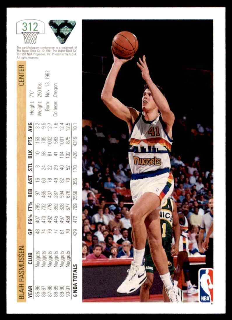 thumbnail 46 - 1991-92 Upper Deck Basketball NBA Choose Your Player -Real Pics Rookie Star (B