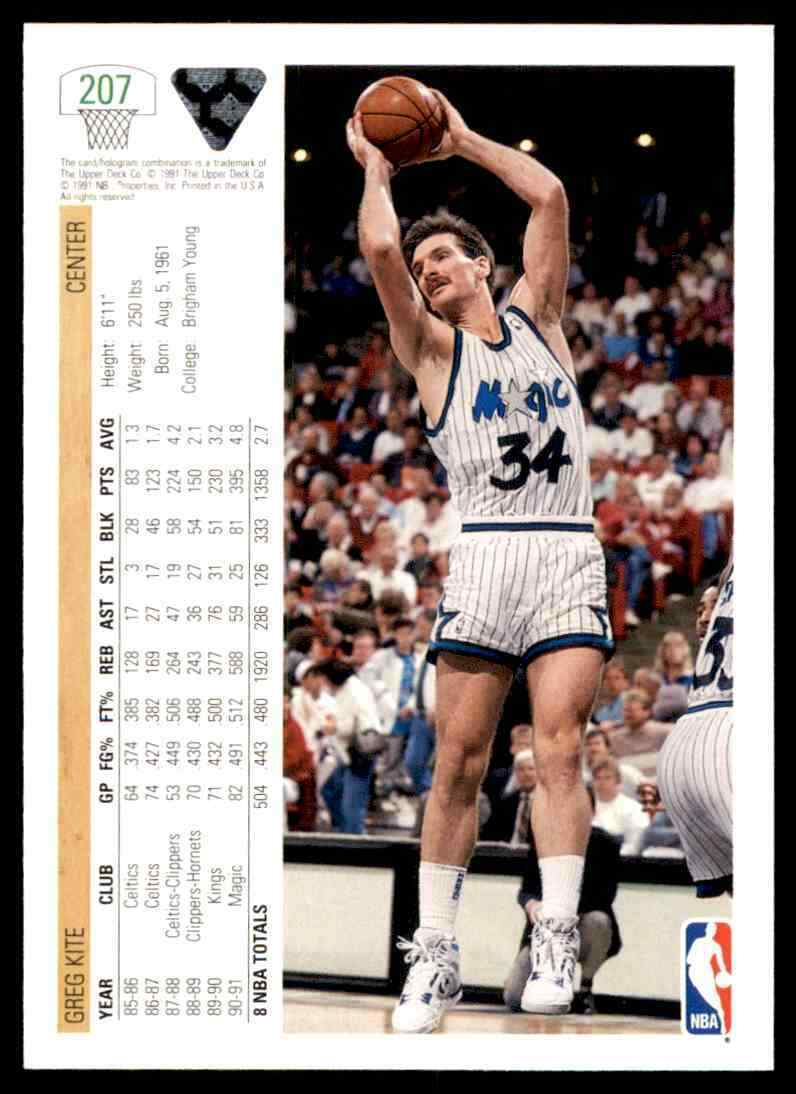 thumbnail 162 - 1991-92 Upper Deck Basketball NBA Choose Your Player -Real Pics Rookie Star (B