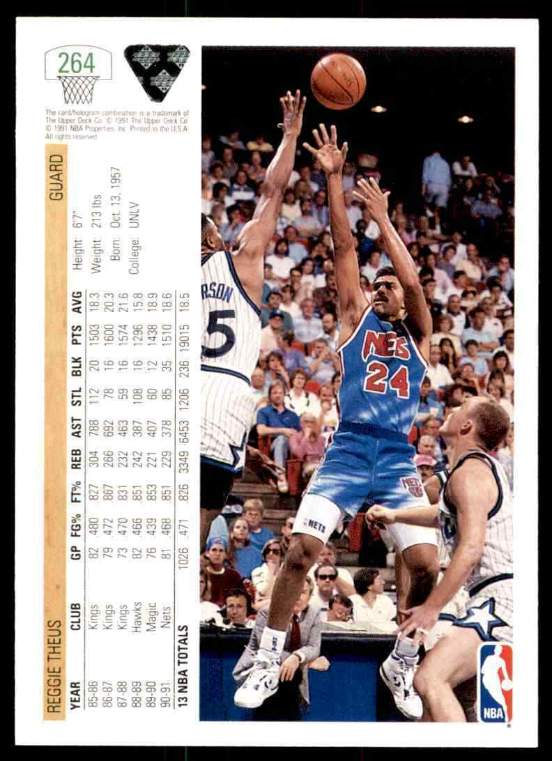 thumbnail 326 - 1991-92 Upper Deck Basketball NBA Choose Your Player -Real Pics Rookie Star (B