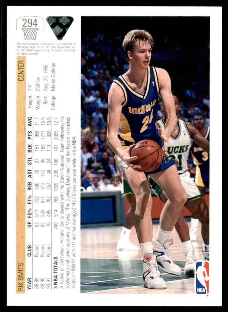 thumbnail 340 - 1991-92 Upper Deck Basketball NBA Choose Your Player -Real Pics Rookie Star (B