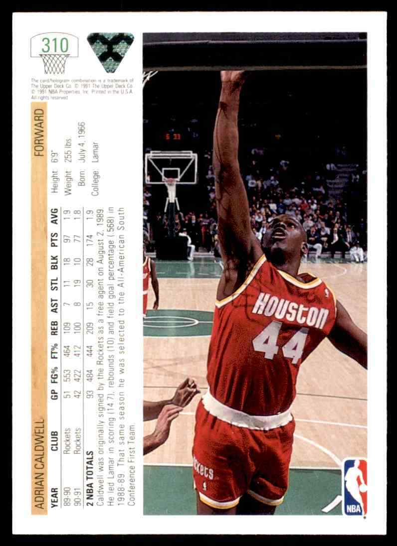 thumbnail 6 - 1991-92 Upper Deck Basketball NBA Choose Your Player -Real Pics Rookie Star (B