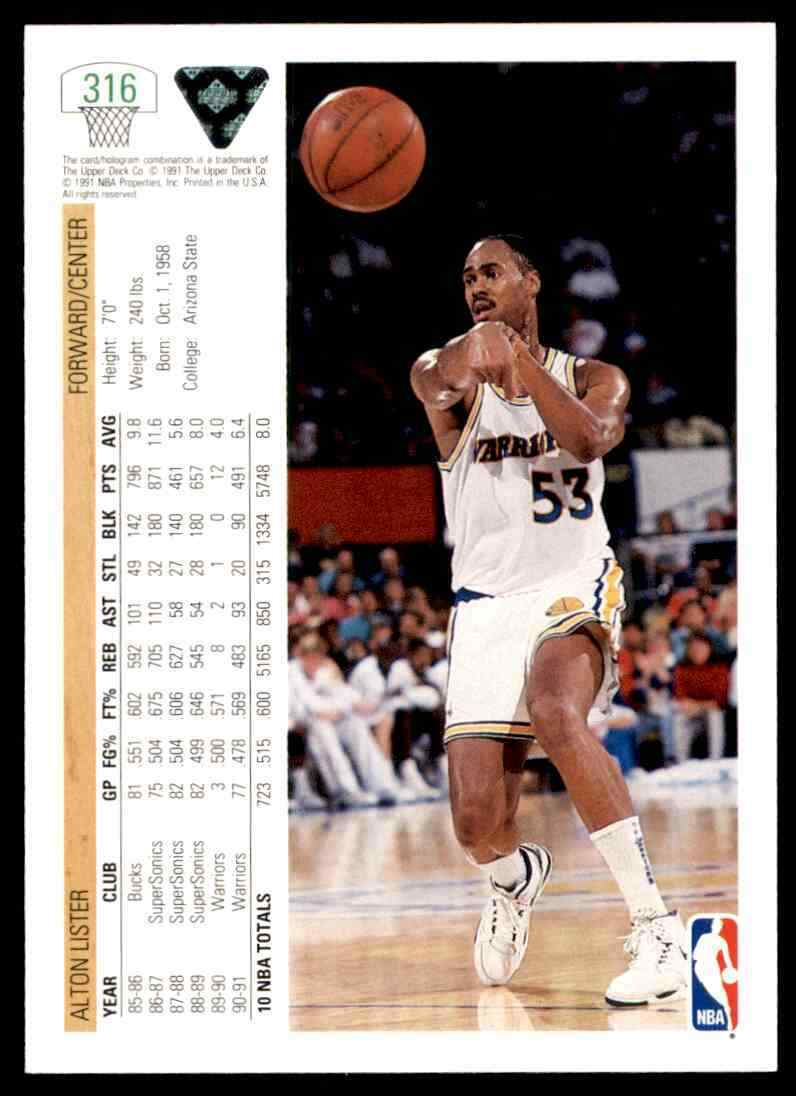 thumbnail 22 - 1991-92 Upper Deck Basketball NBA Choose Your Player -Real Pics Rookie Star (B