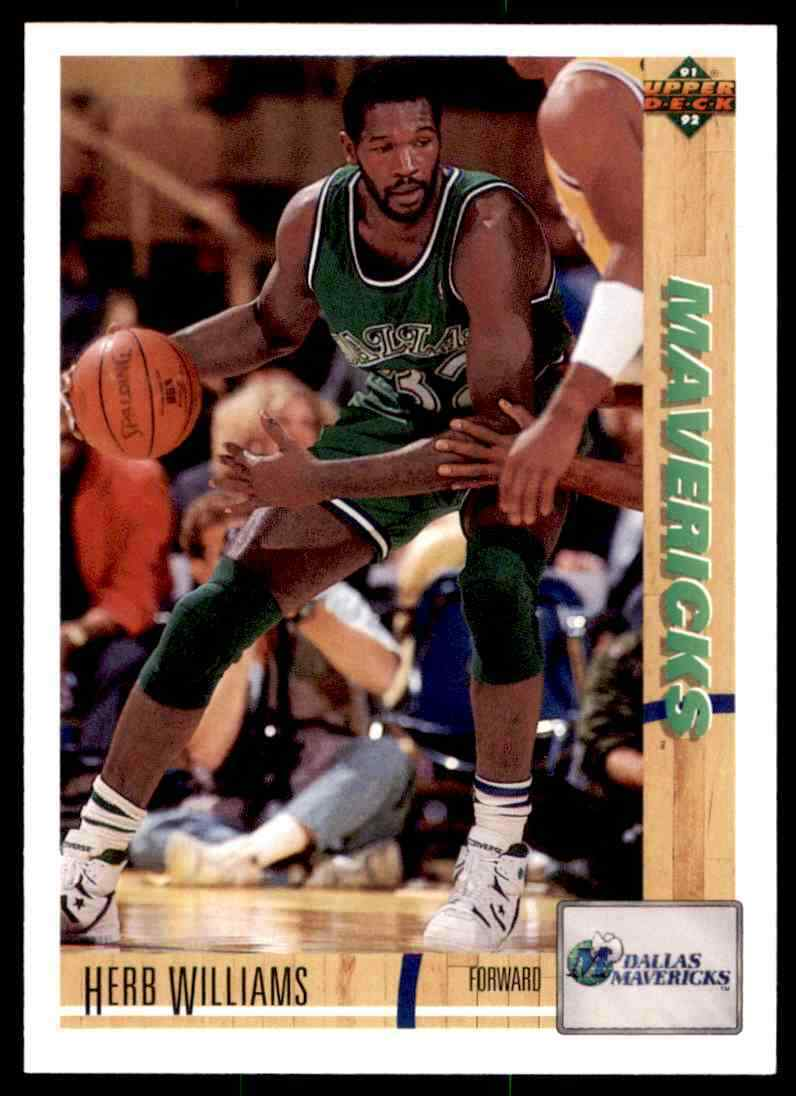 thumbnail 167 - 1991-92 Upper Deck Basketball NBA Choose Your Player -Real Pics Rookie Star (B