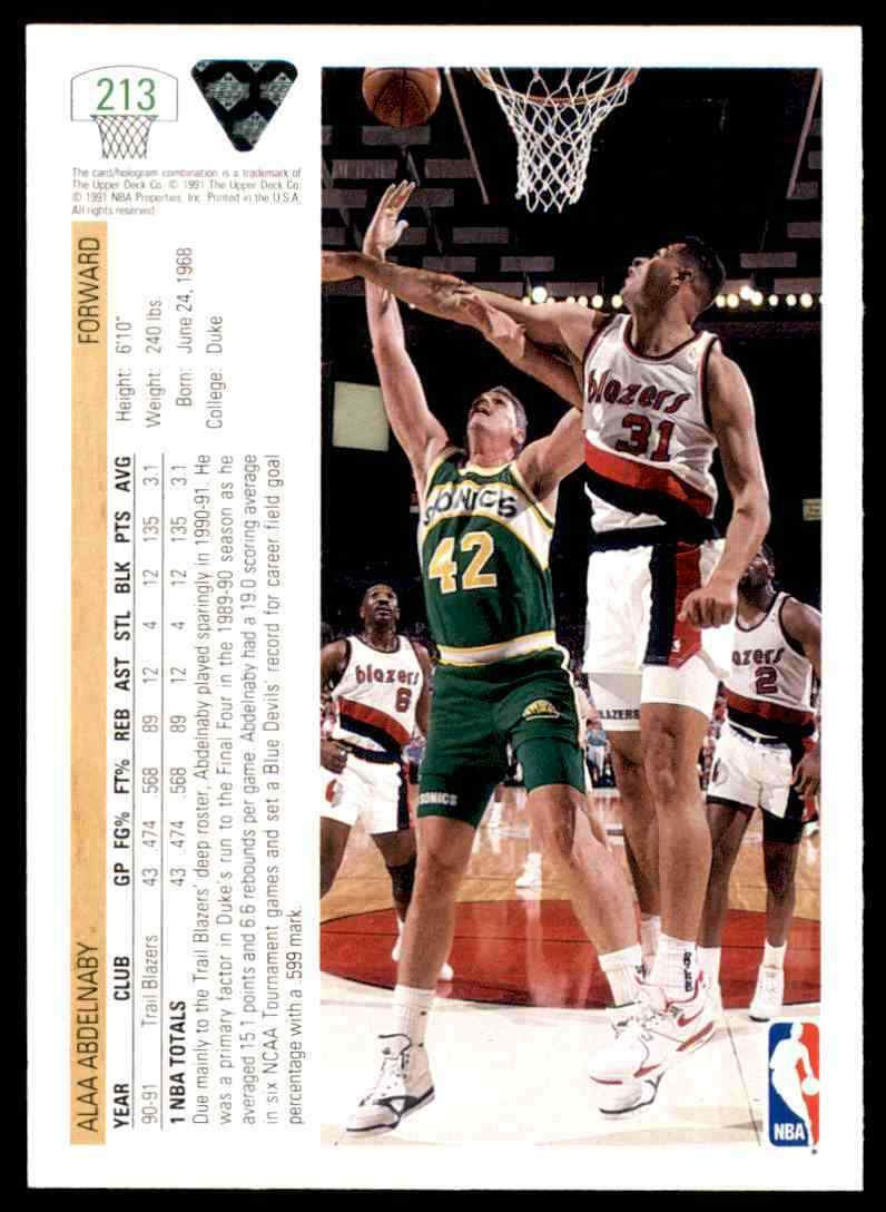 thumbnail 12 - 1991-92 Upper Deck Basketball NBA Choose Your Player -Real Pics Rookie Star (B