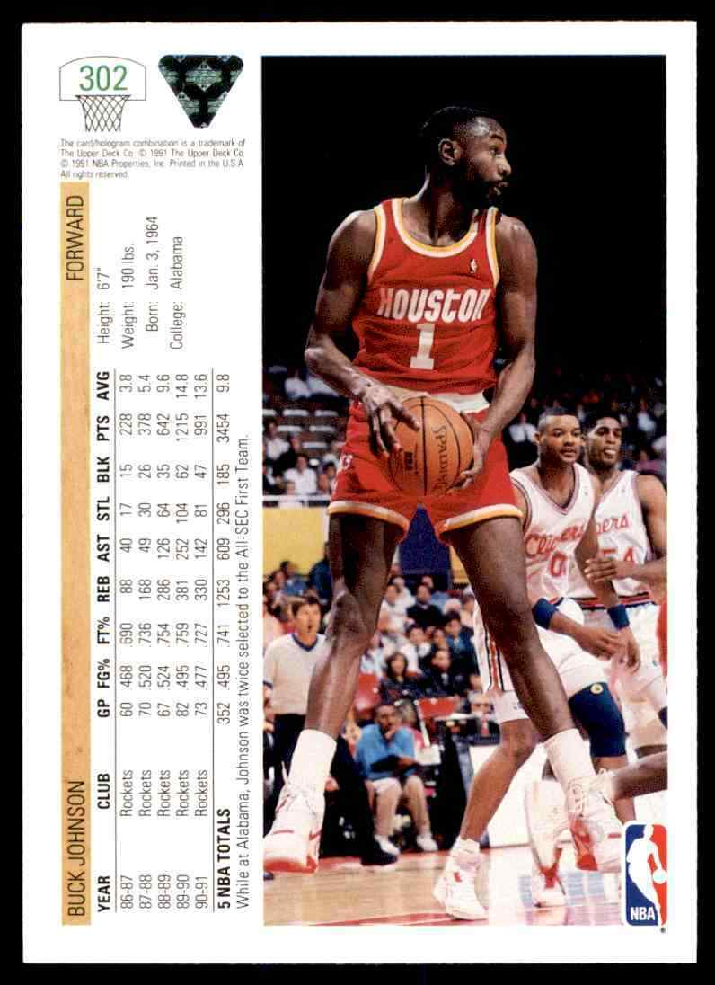 thumbnail 68 - 1991-92 Upper Deck Basketball NBA Choose Your Player -Real Pics Rookie Star (B
