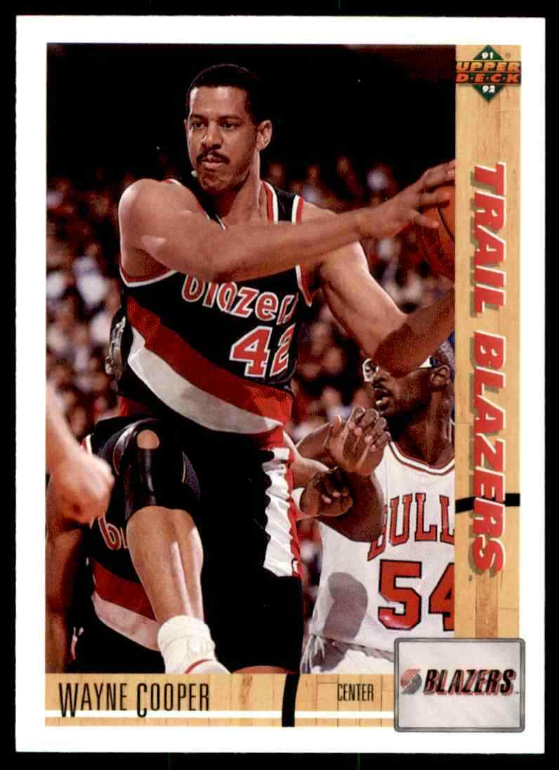 thumbnail 418 - 1991-92 Upper Deck Basketball NBA Choose Your Player -Real Pics Rookie Star (B