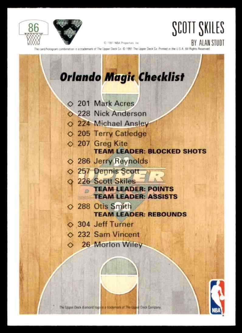 thumbnail 358 - 1991-92 Upper Deck Basketball NBA Choose Your Player -Real Pics Rookie Star (B