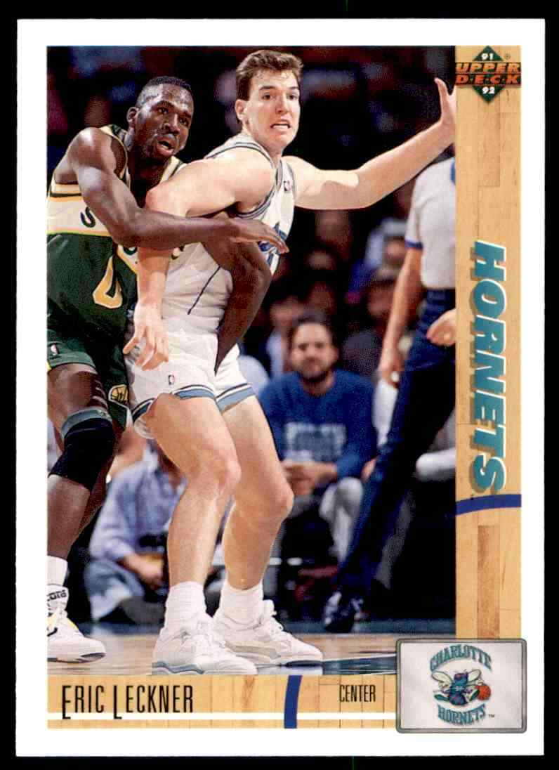 thumbnail 137 - 1991-92 Upper Deck Basketball NBA Choose Your Player -Real Pics Rookie Star (B