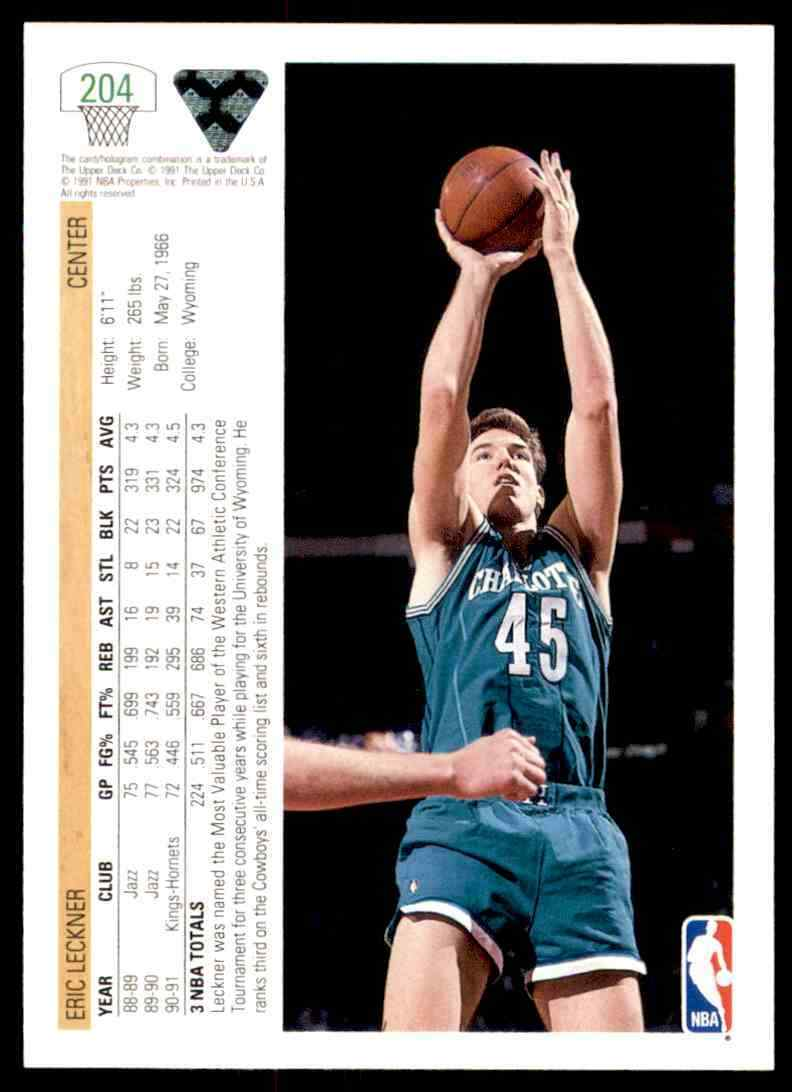 thumbnail 138 - 1991-92 Upper Deck Basketball NBA Choose Your Player -Real Pics Rookie Star (B