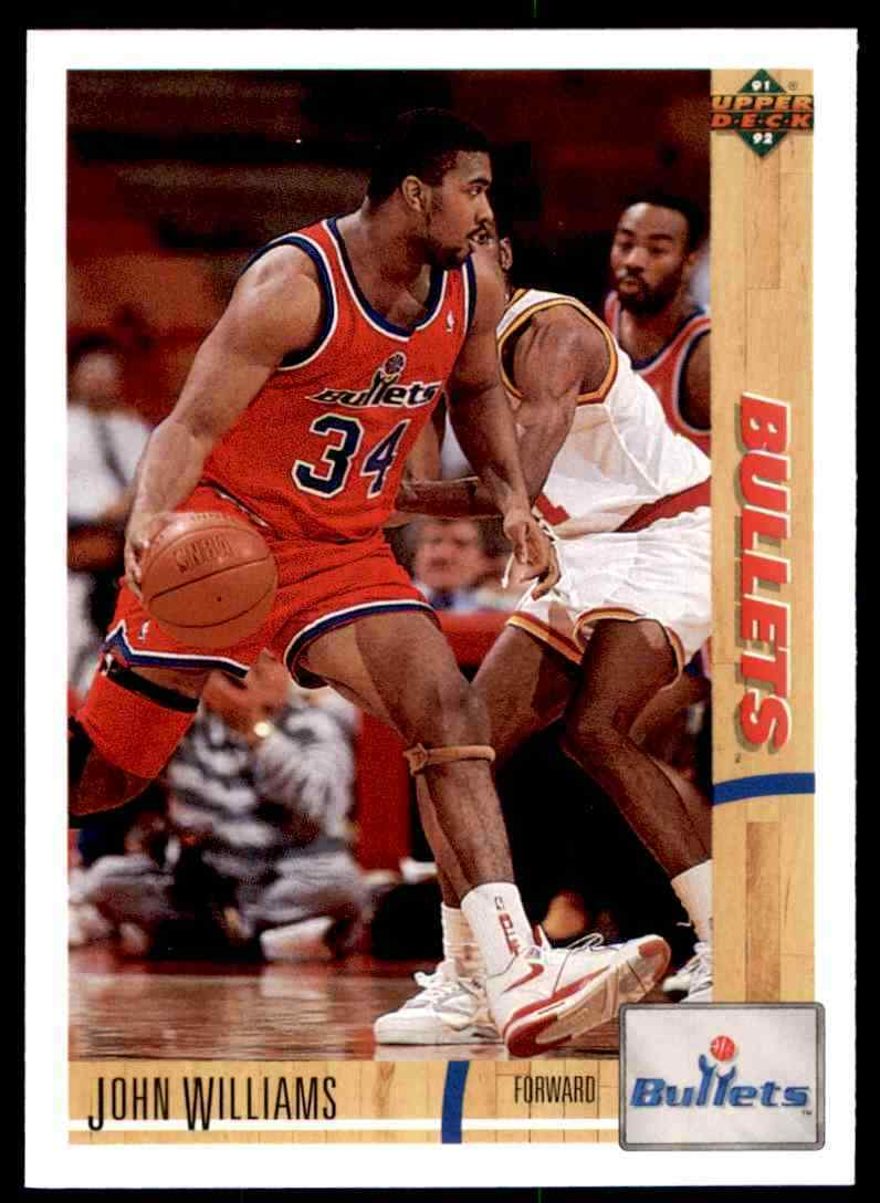 thumbnail 197 - 1991-92 Upper Deck Basketball NBA Choose Your Player -Real Pics Rookie Star (B