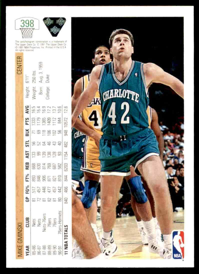 thumbnail 290 - 1991-92 Upper Deck Basketball NBA Choose Your Player -Real Pics Rookie Star (B