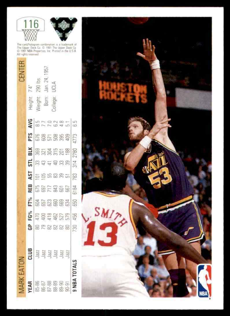 thumbnail 264 - 1991-92 Upper Deck Basketball NBA Choose Your Player -Real Pics Rookie Star (B