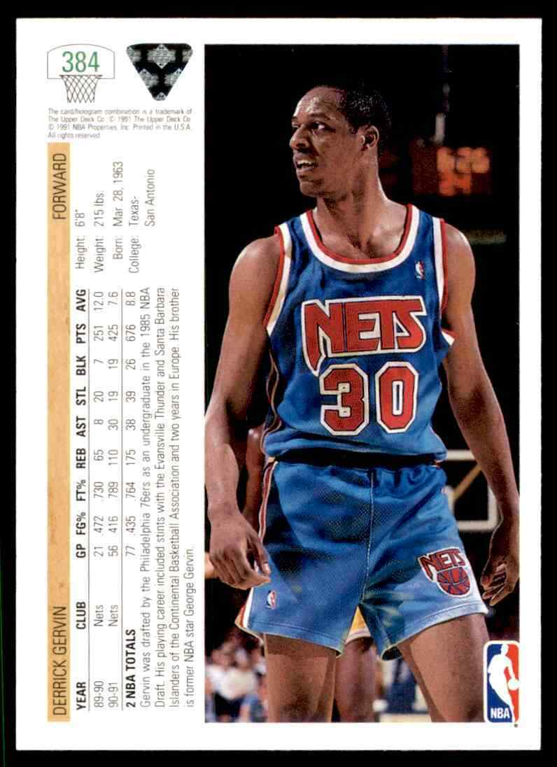 thumbnail 122 - 1991-92 Upper Deck Basketball NBA Choose Your Player -Real Pics Rookie Star (B
