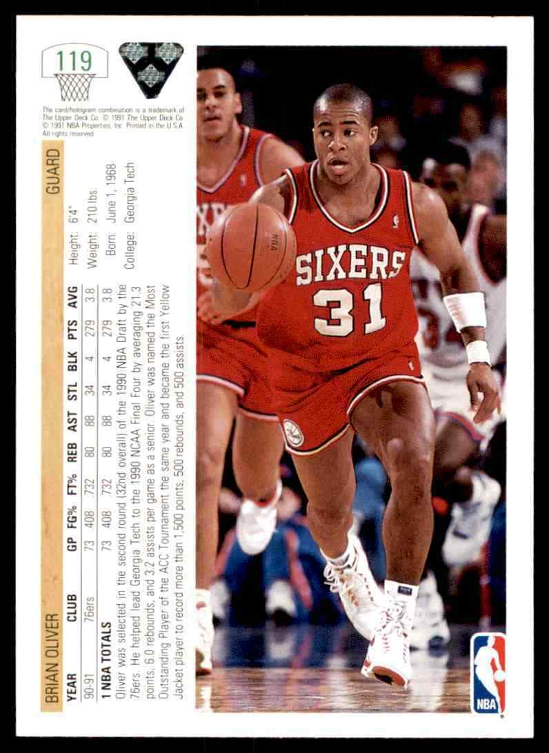 thumbnail 66 - 1991-92 Upper Deck Basketball NBA Choose Your Player -Real Pics Rookie Star (B