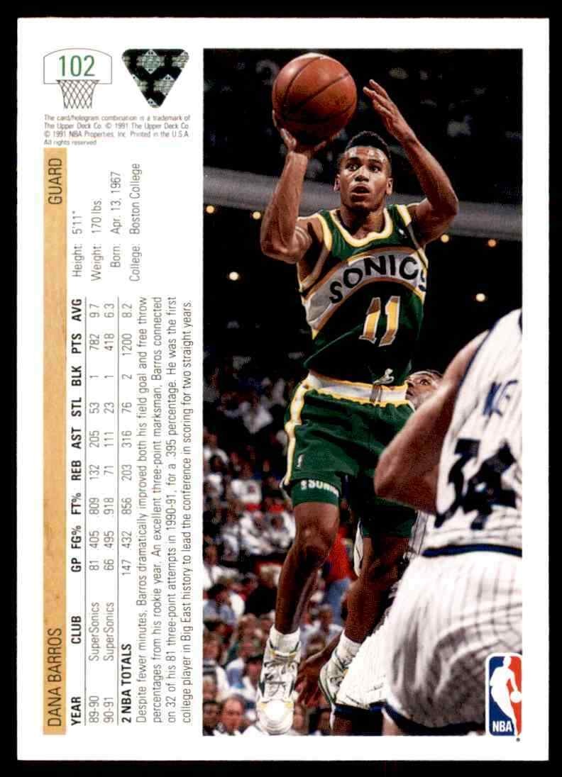thumbnail 98 - 1991-92 Upper Deck Basketball NBA Choose Your Player -Real Pics Rookie Star (B