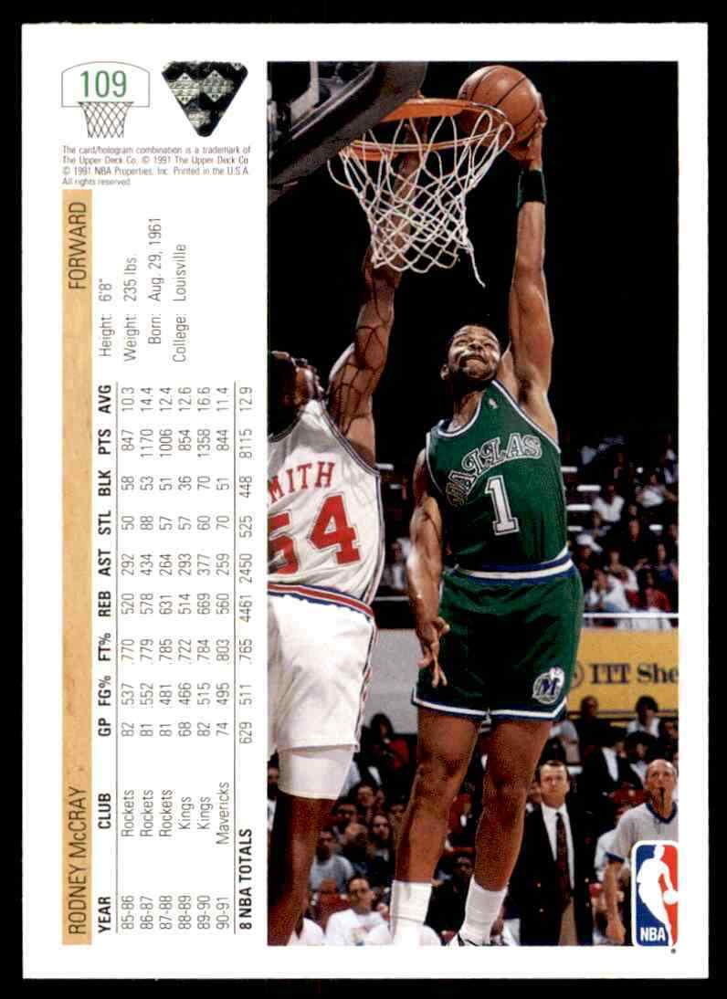 thumbnail 348 - 1991-92 Upper Deck Basketball NBA Choose Your Player -Real Pics Rookie Star (B