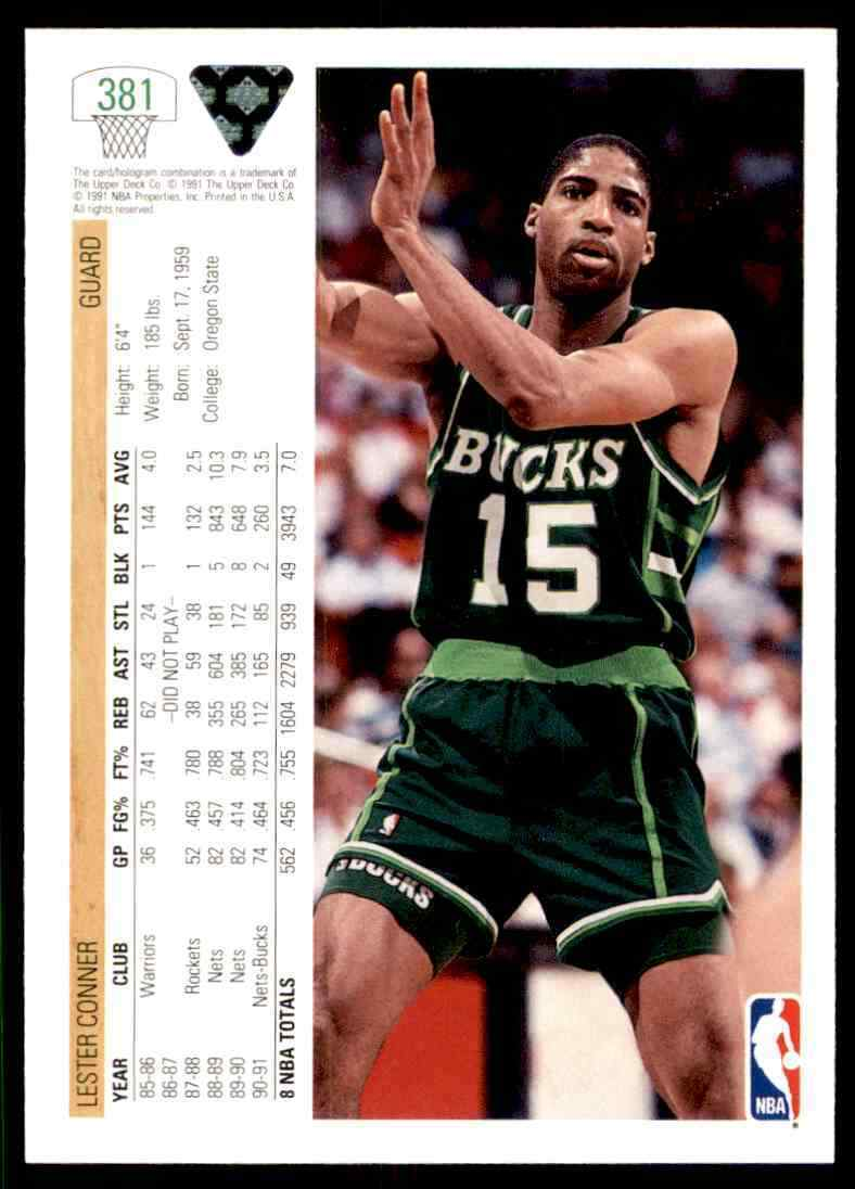 thumbnail 246 - 1991-92 Upper Deck Basketball NBA Choose Your Player -Real Pics Rookie Star (B