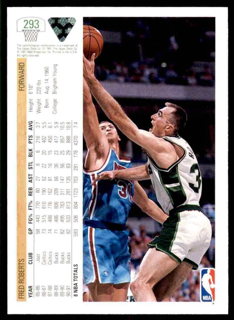 thumbnail 146 - 1991-92 Upper Deck Basketball NBA Choose Your Player -Real Pics Rookie Star (B