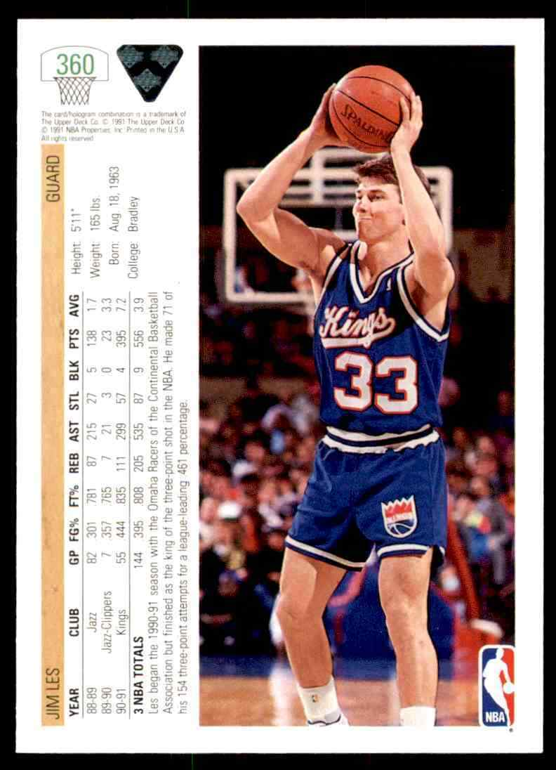 thumbnail 178 - 1991-92 Upper Deck Basketball NBA Choose Your Player -Real Pics Rookie Star (B