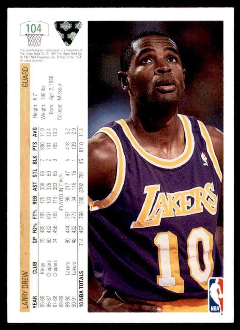 thumbnail 236 - 1991-92 Upper Deck Basketball NBA Choose Your Player -Real Pics Rookie Star (B