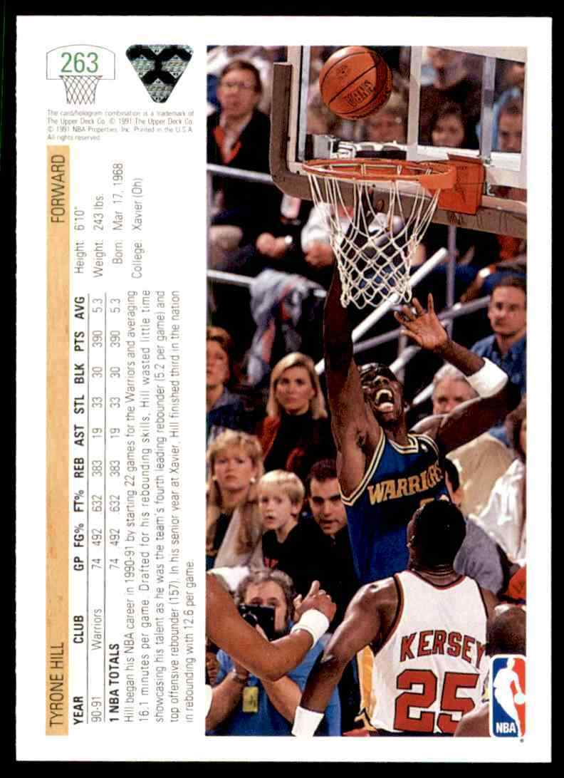 thumbnail 407 - 1991-92 Upper Deck Basketball NBA Choose Your Player -Real Pics Rookie Star (B