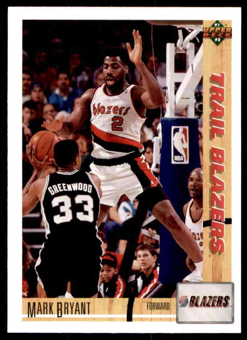 thumbnail 259 - 1991-92 Upper Deck Basketball NBA Choose Your Player -Real Pics Rookie Star (B