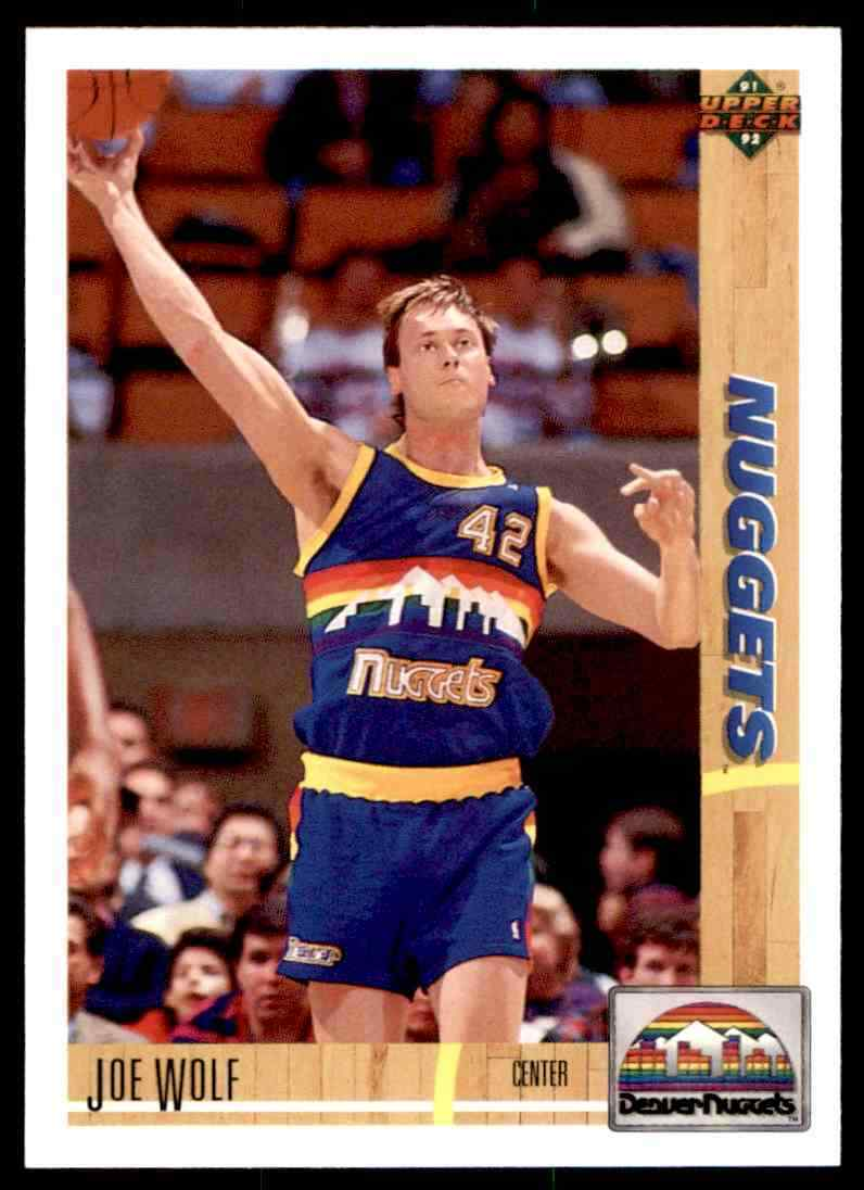 thumbnail 185 - 1991-92 Upper Deck Basketball NBA Choose Your Player -Real Pics Rookie Star (B