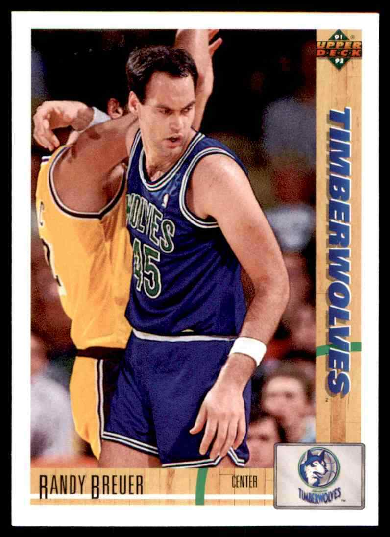 thumbnail 311 - 1991-92 Upper Deck Basketball NBA Choose Your Player -Real Pics Rookie Star (B