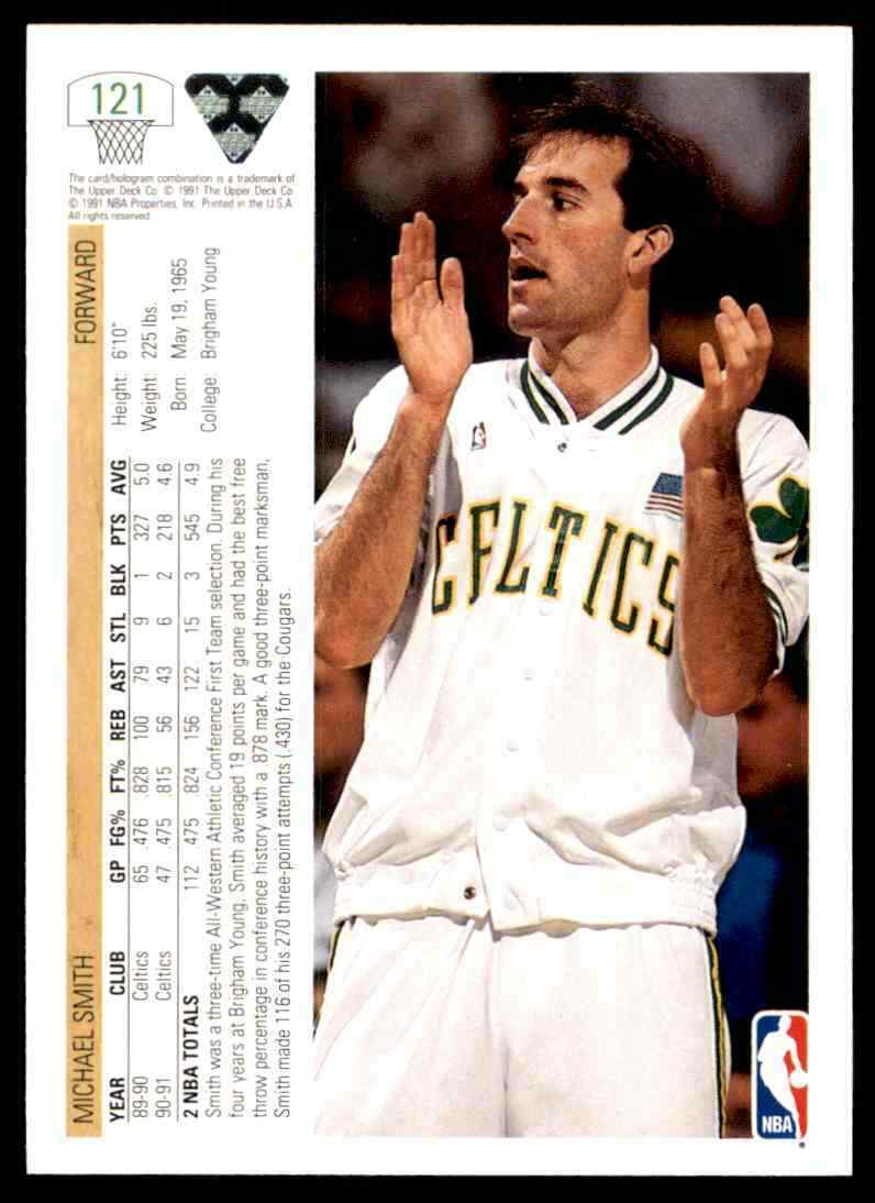 thumbnail 284 - 1991-92 Upper Deck Basketball NBA Choose Your Player -Real Pics Rookie Star (B