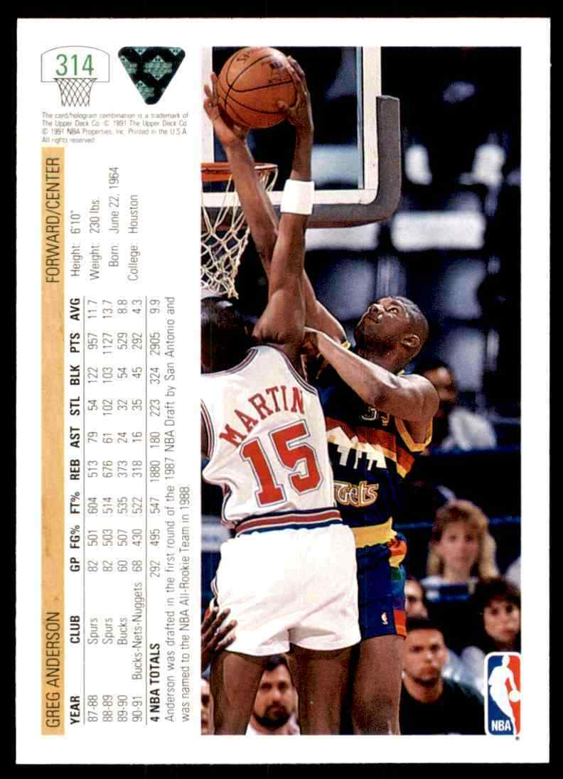 thumbnail 160 - 1991-92 Upper Deck Basketball NBA Choose Your Player -Real Pics Rookie Star (B
