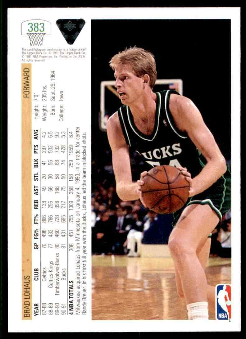 thumbnail 62 - 1991-92 Upper Deck Basketball NBA Choose Your Player -Real Pics Rookie Star (B