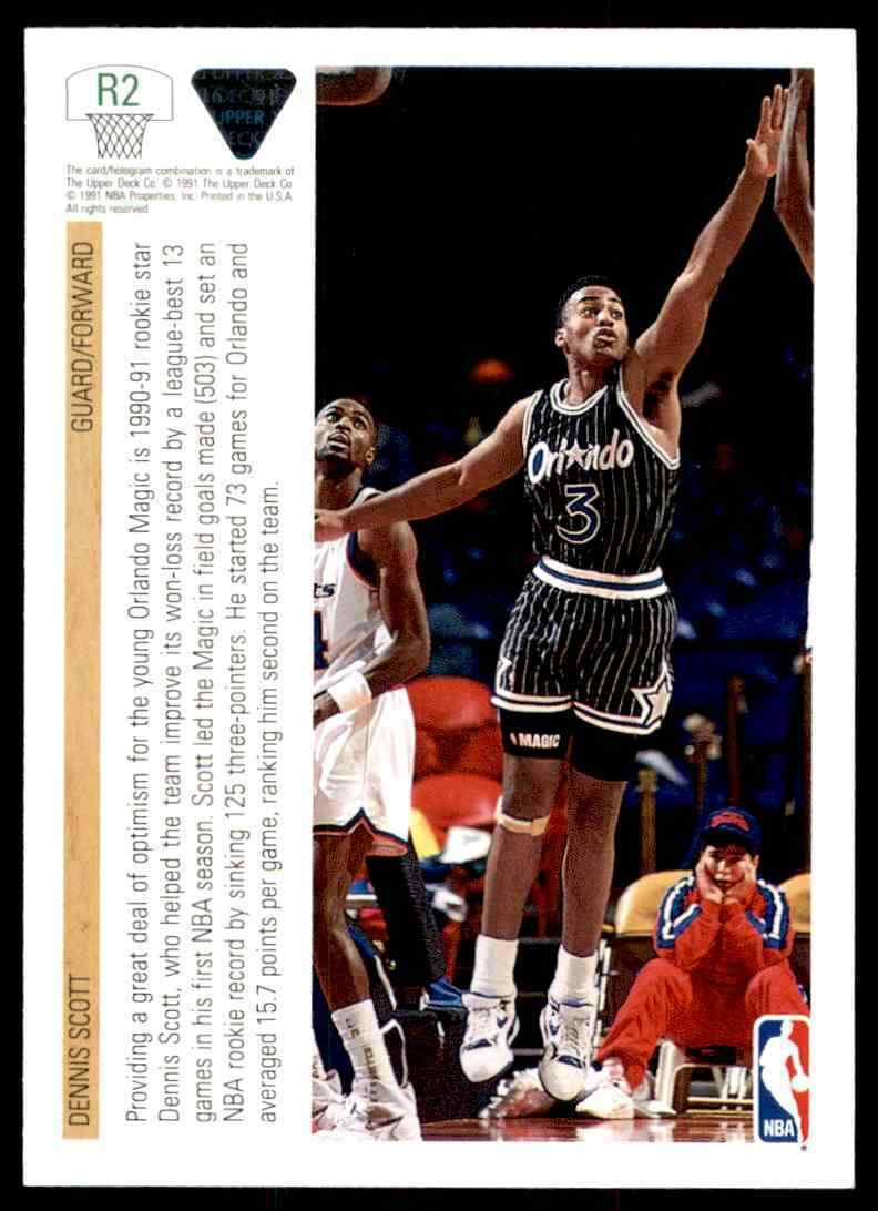 thumbnail 118 - 1991-92 Upper Deck Basketball NBA Choose Your Player -Real Pics Rookie Star (B