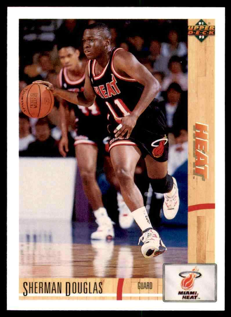 thumbnail 364 - 1991-92 Upper Deck Basketball NBA Choose Your Player -Real Pics Rookie Star (B