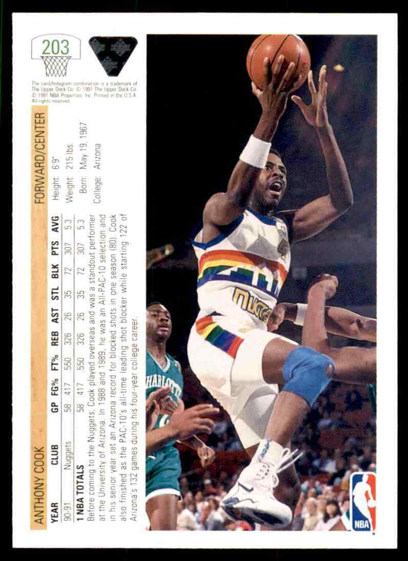 thumbnail 34 - 1991-92 Upper Deck Basketball NBA Choose Your Player -Real Pics Rookie Star (B