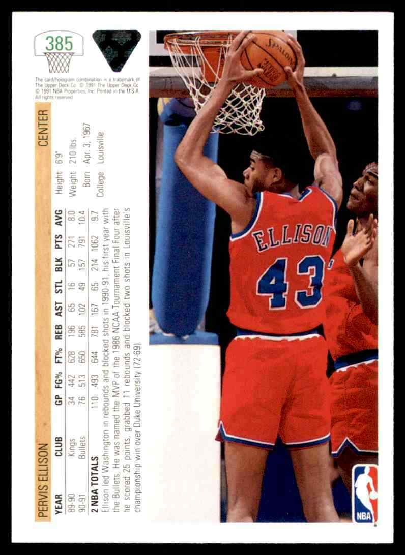 thumbnail 310 - 1991-92 Upper Deck Basketball NBA Choose Your Player -Real Pics Rookie Star (B